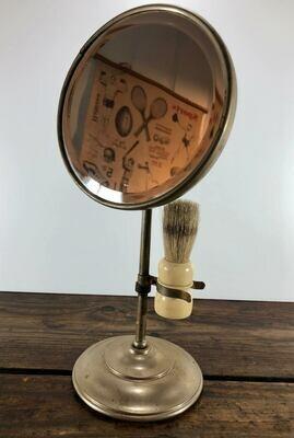 Vintage Shaving Stand/Mirror/Brush