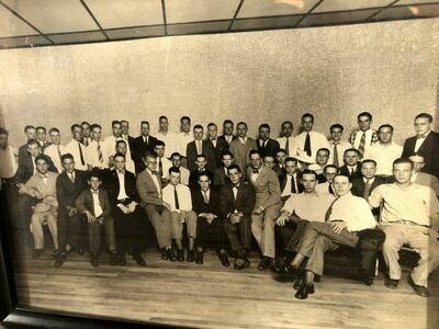Vintage Meeting Photo