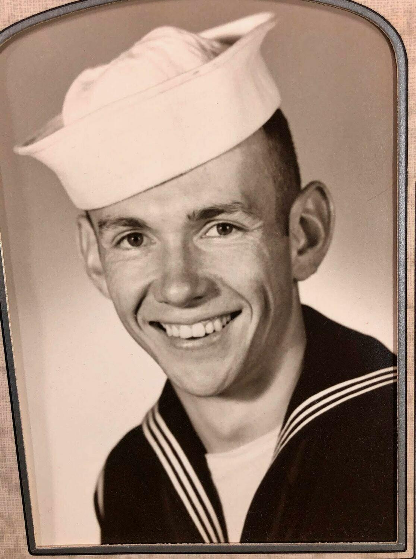 Vintage Navy Photo