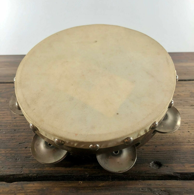 Vintage Tambourine