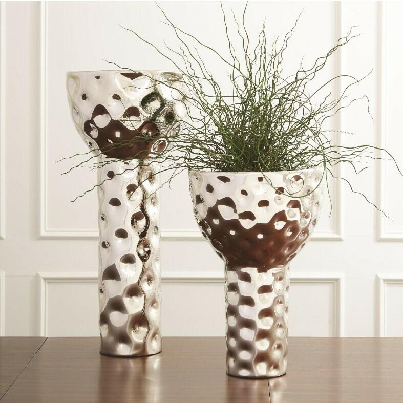 Waffle Cone Vase