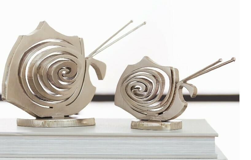 Metal Snail