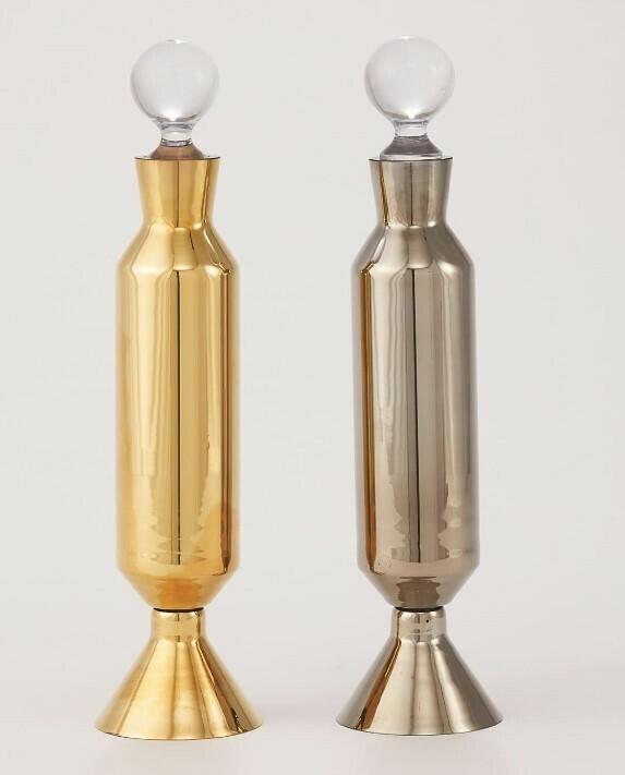Metallic Glass Decatner