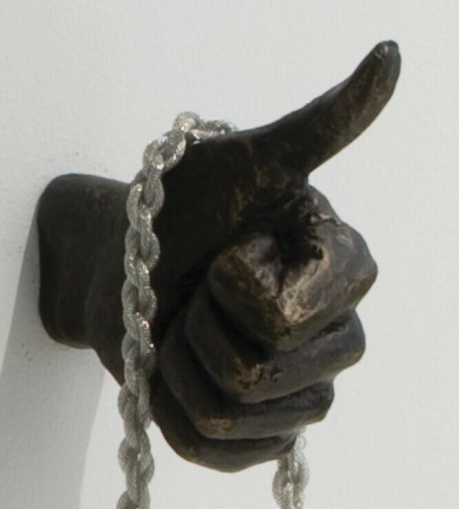 Wall Hand Sculpture