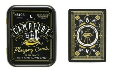 BBQ Playing Cards
