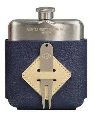 Golfer's Hip Flask