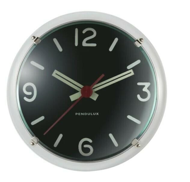 Atlas Wall Clock
