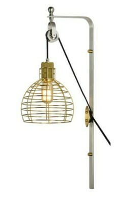 Cage Wall Lamp
