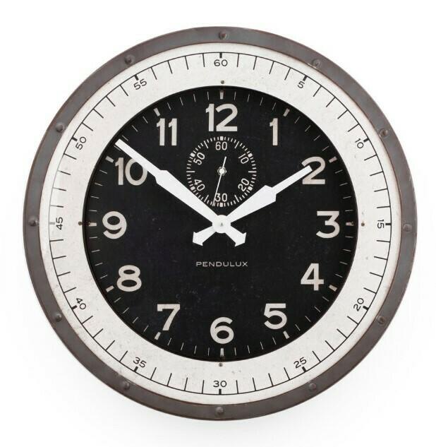 Skyway Wall Clock