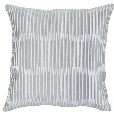Steel Lines 22x22 Pillow