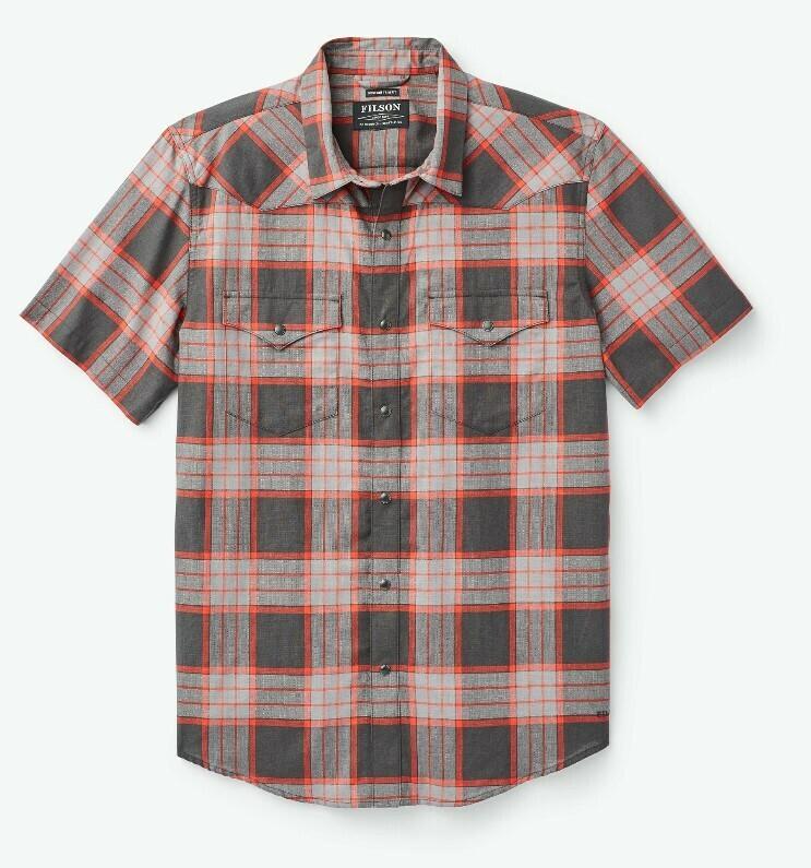 Filson Snap Front Shirt