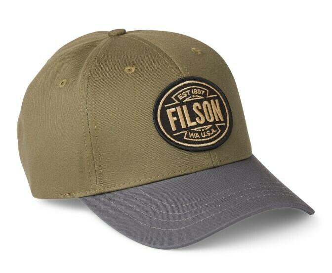 Filson Logger Hat - Olive