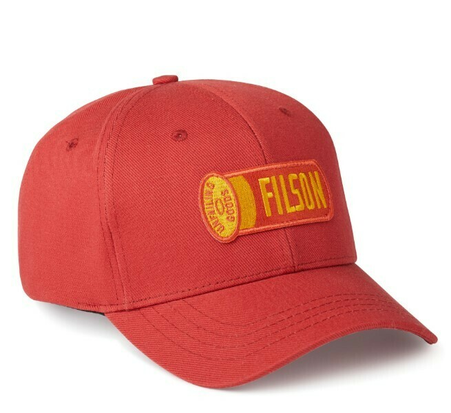 Filson Logger Hat - Red