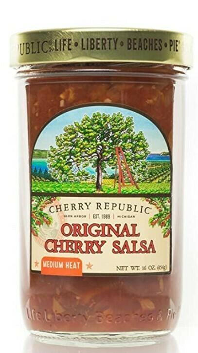 Cherry Republic 16oz Salsa