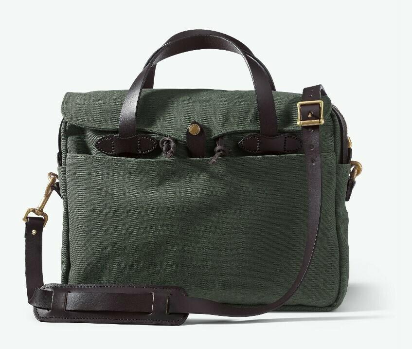 Original Briefcase - Otter Green