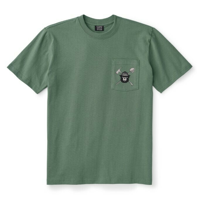 Filson Smokey Bear Pocket-T