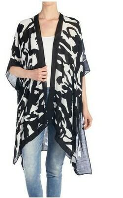 Kimono Black & White