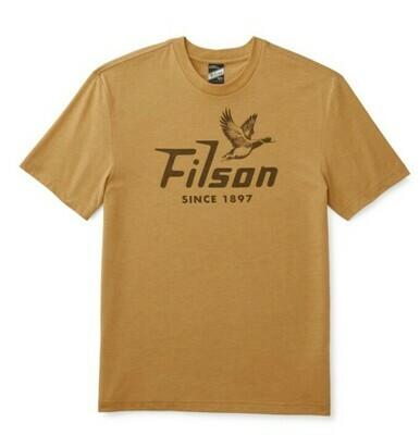 Filson Buckshot T-Shirt Gold