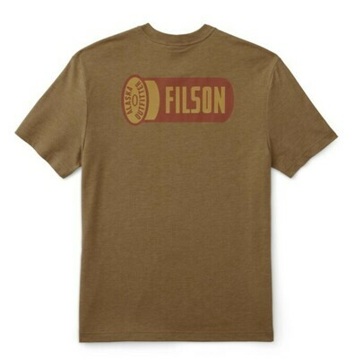 Filson Buckshot T-Shirt Heather/Olive
