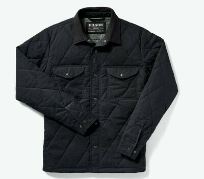 Hyder Quilted Navy