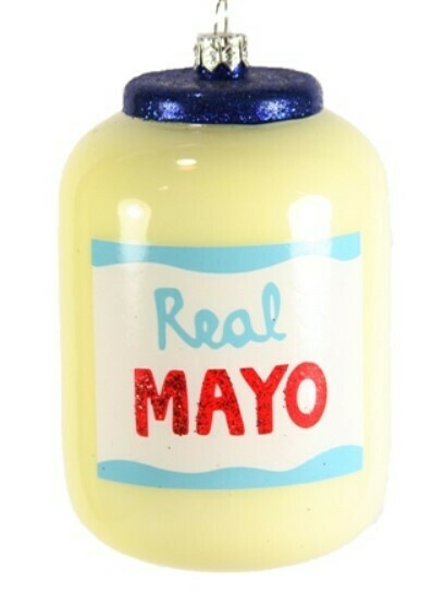 Mayo Ornament