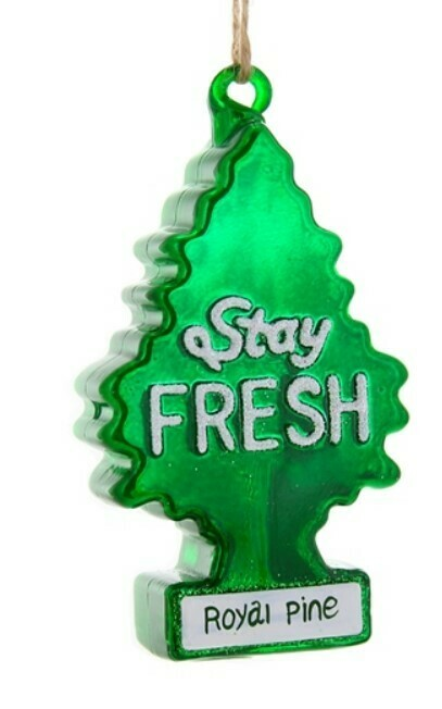 Stay Fresh Ornament