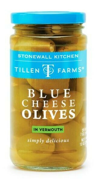 Blue Cheese Olives