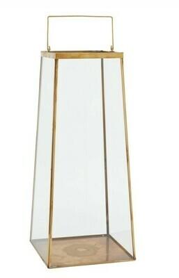 Brass Lantern 8.25