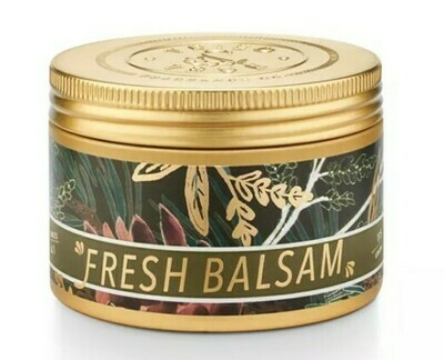 Fresh Balsam SM Tin Candle