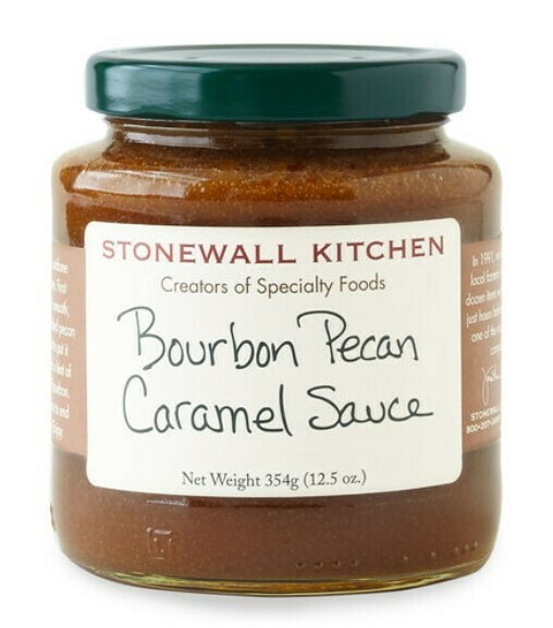 Bourbon Pecan Carmel