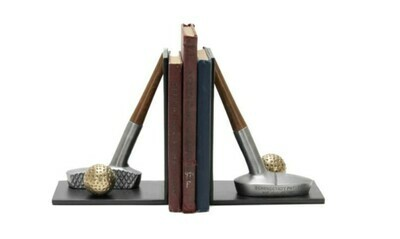 Putter Bookends