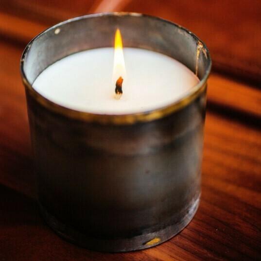 Rap Wax Candle