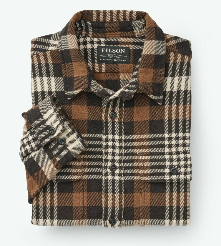 Filson Flannel Work Shirt