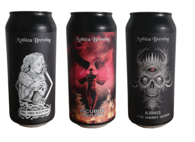 MYTHICA CANS - CHOOSE OPTIONS