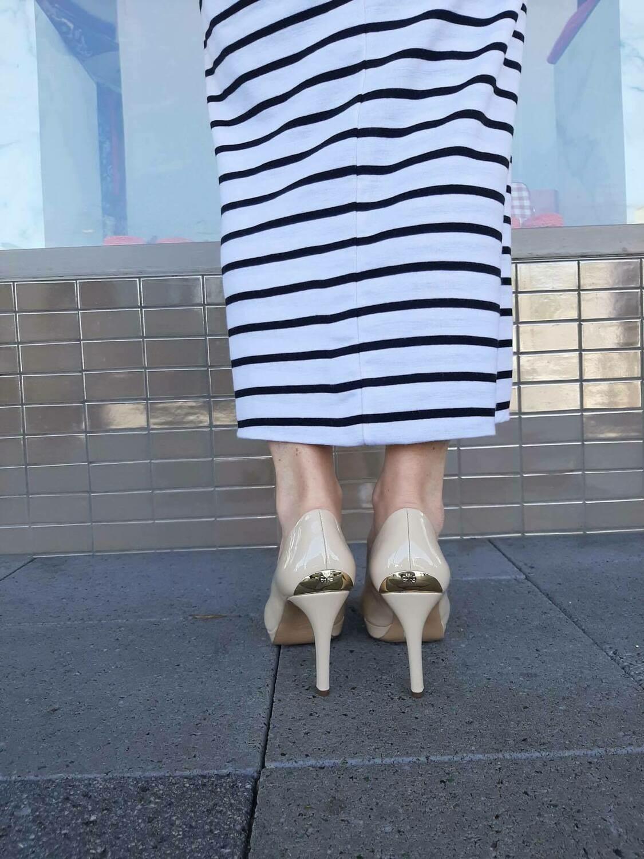 The perfect nude heel