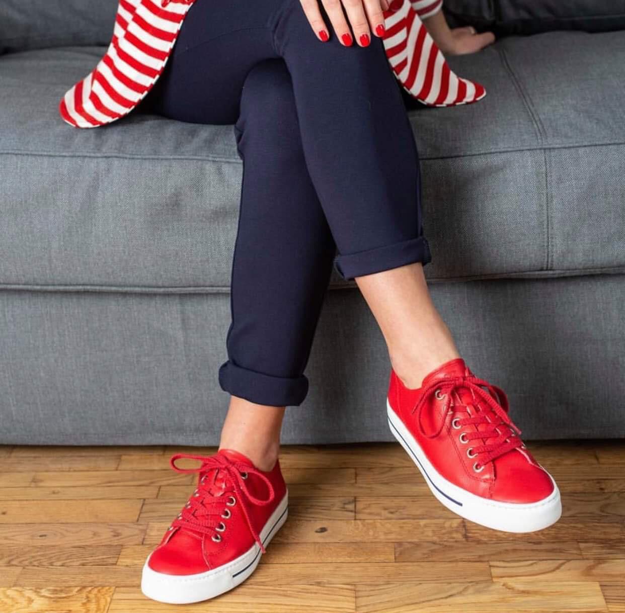 Red PG Sneaker