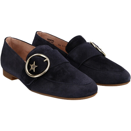 Paul Green Loafer- Navy