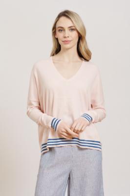 Alessandra Love Sweater - Pink
