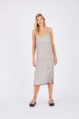 Alessandra Animal Strap Dress