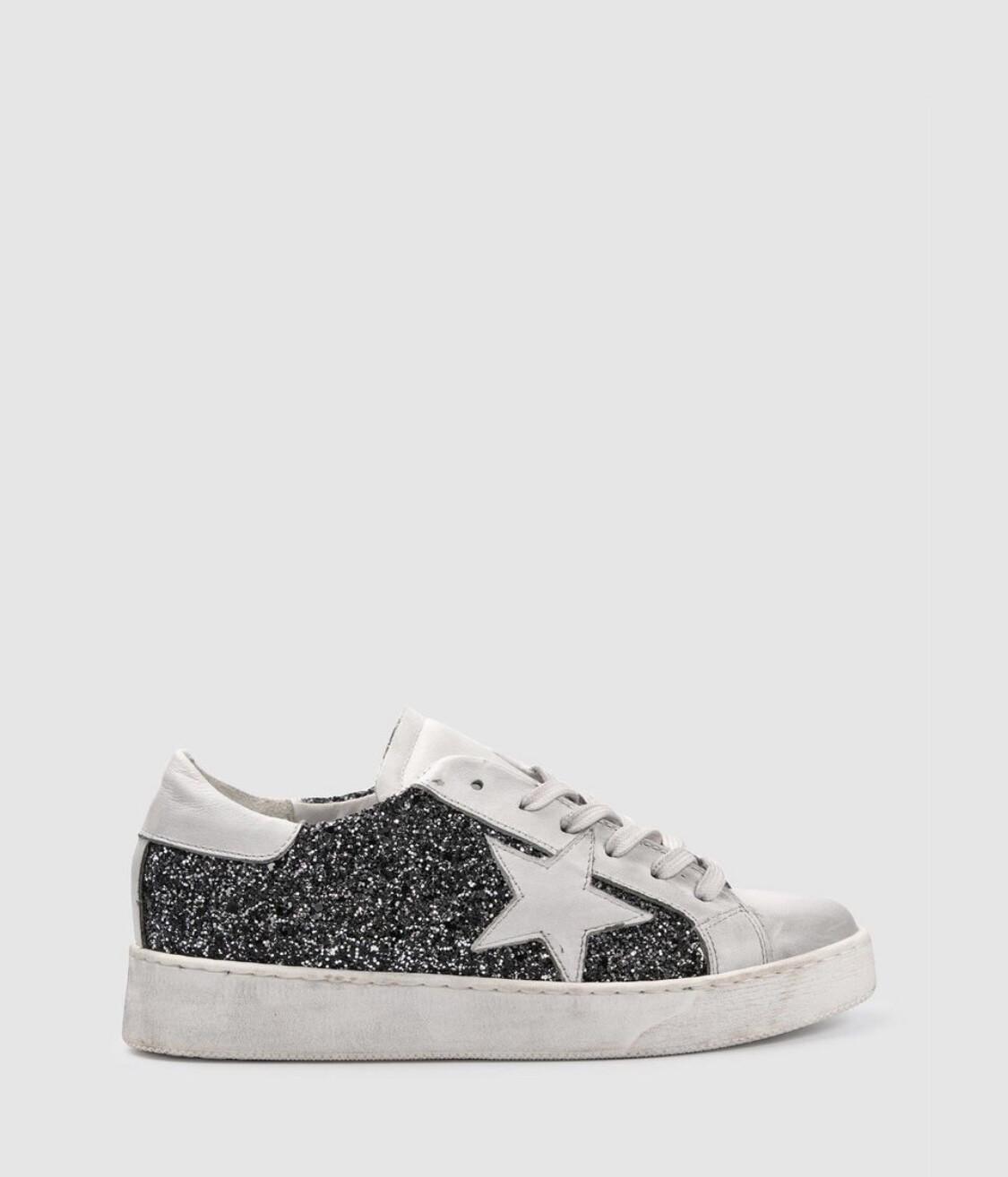 Glitter Star Sneaker