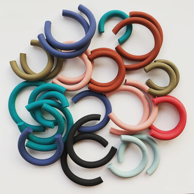 Little Rainbow Earrings