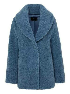 Unreal Fur Freedom Jacket Blue Bell