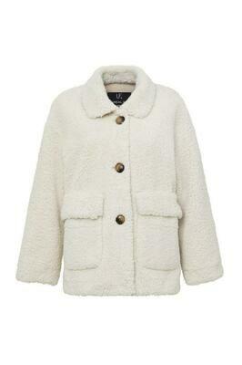 Unreal Fur Seashell Jacket