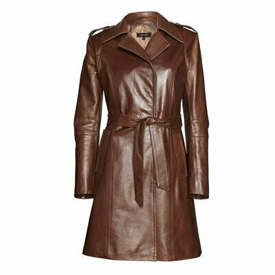 Raw by Raw- Sarah Wood Coat