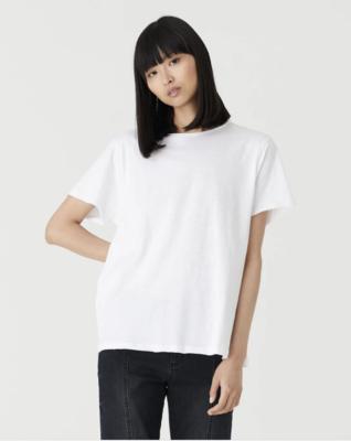 Jac and Mooki Kaia T-shirt White