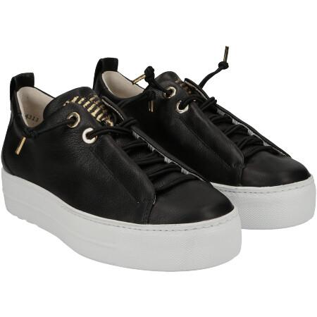 Paul Green Sneaker Black/Gold