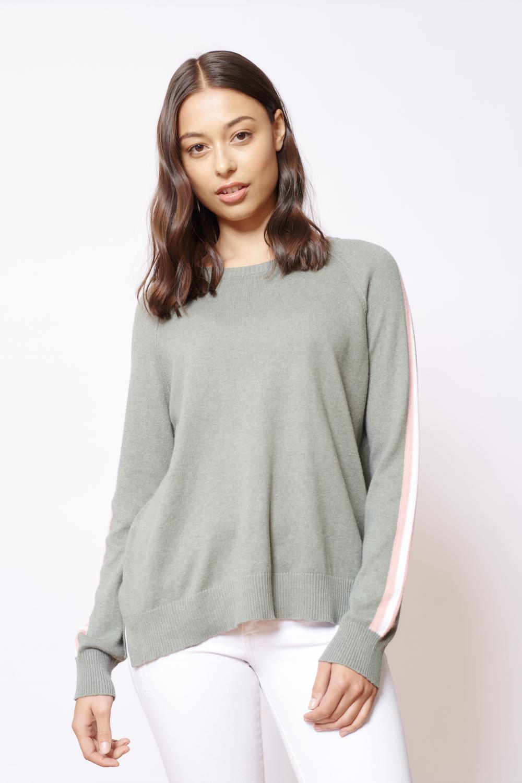 Alessandra Sweater Grey