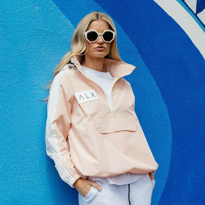 Alexandra Drake Peach Jacket