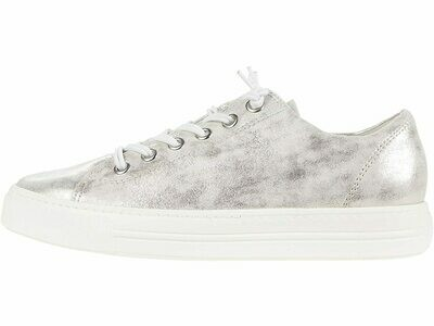 Paul Green Metallic Sneaker - Mineral