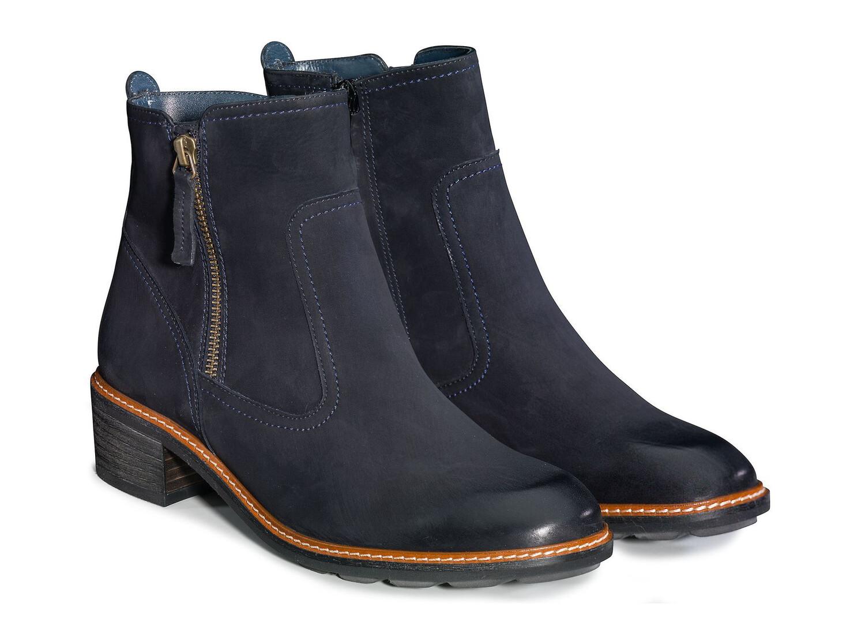 Paul Green Royal Nubuk Ankle Boots